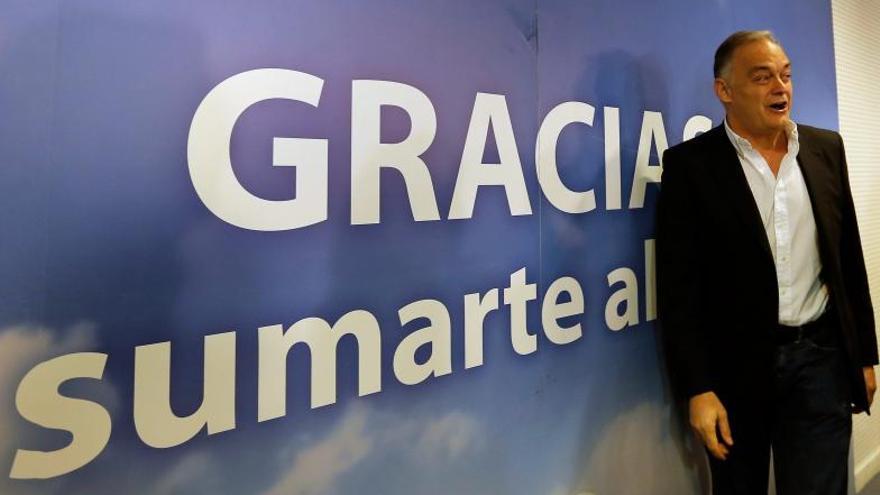 "González Pons afirma que Vidal-Quadras ha decidido irse a otra fuerza política ""haciendo daño"""