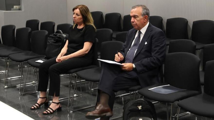 El Tribunal Supremo absuelve a López Abad de falsear las cuentas de 2010 de CAM