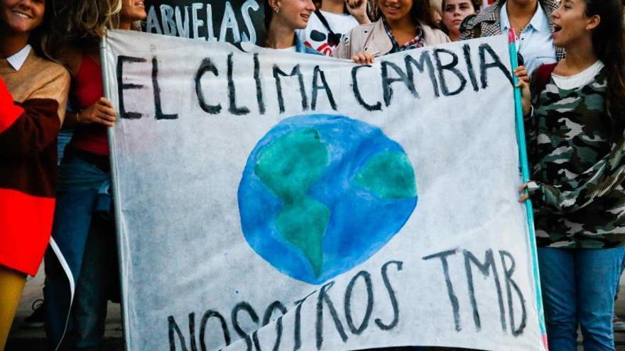El cambio climático preocupa a los europeos más que el terrorismo global