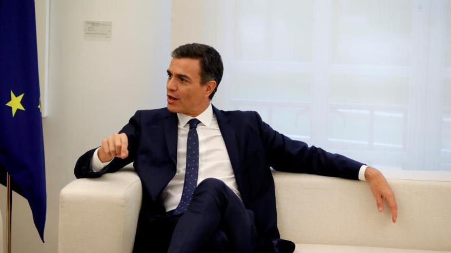 PP pide en el Senado una comisión de investigación sobre la tesis de Sánchez