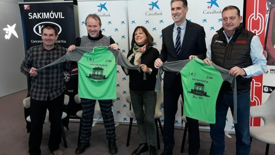 La XXXV San Silvestre de Pamplona, con el mismo recorrido, da un protagonismo especial a las mujeres atletas federadas