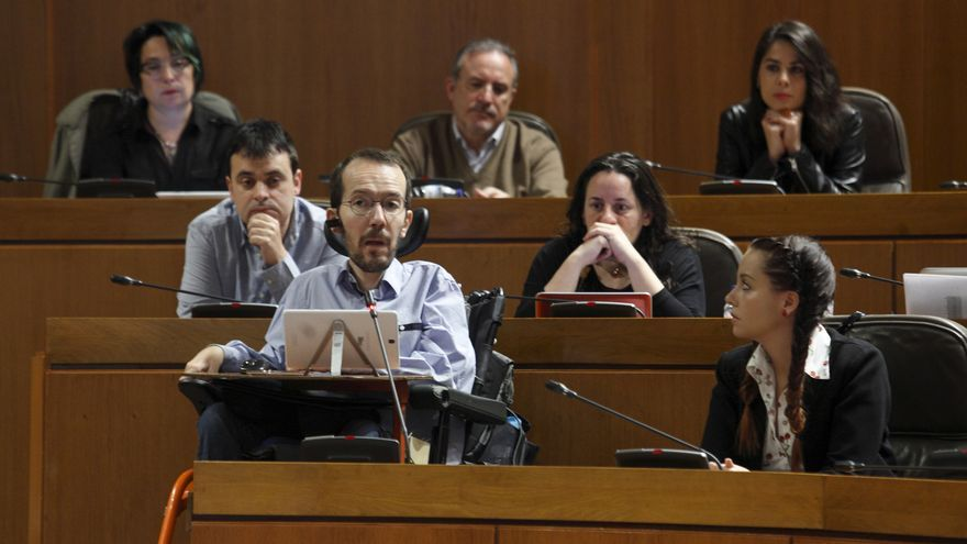 Grupo Parlamentario de Podemos.