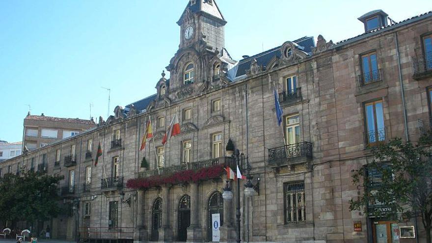 El Palacio Municipal es la sede del Ayuntamiento de Torrelavega.