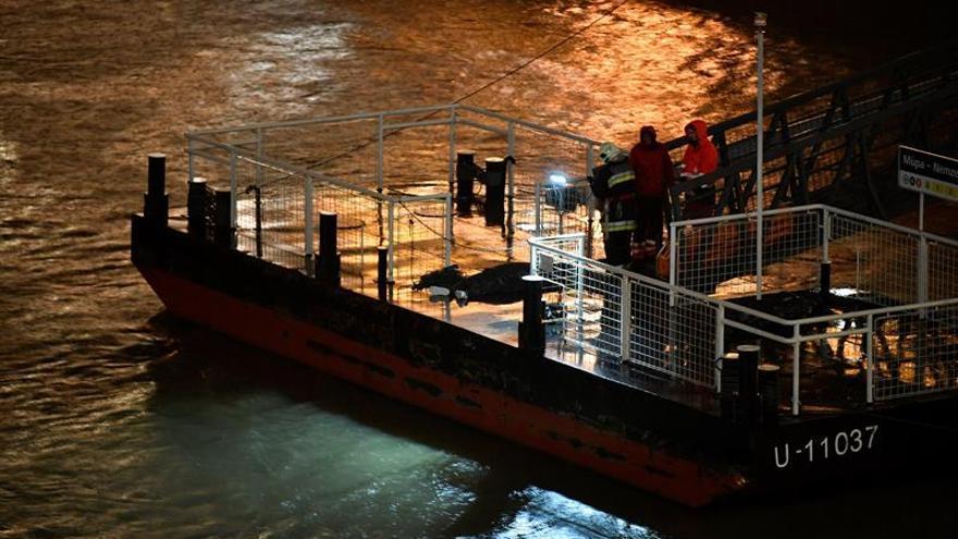 Seúl confirma que los 7 muertos en el naufragio del Danubio son surcoreanos