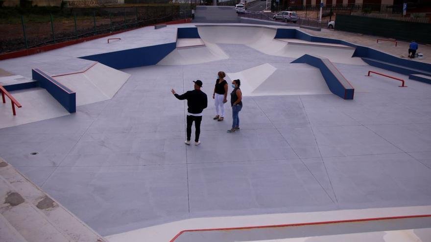 Skate Park Punta del Hidalgo