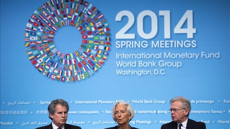El FMI celebra en primavera y verano sus grandes asambleas