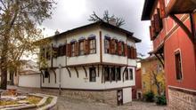 Casas del 'renacimiento búlgaro', en el casco histórico de Plovdiv, uno de los más antiguos de Europa. Klearchos Kapoutsis