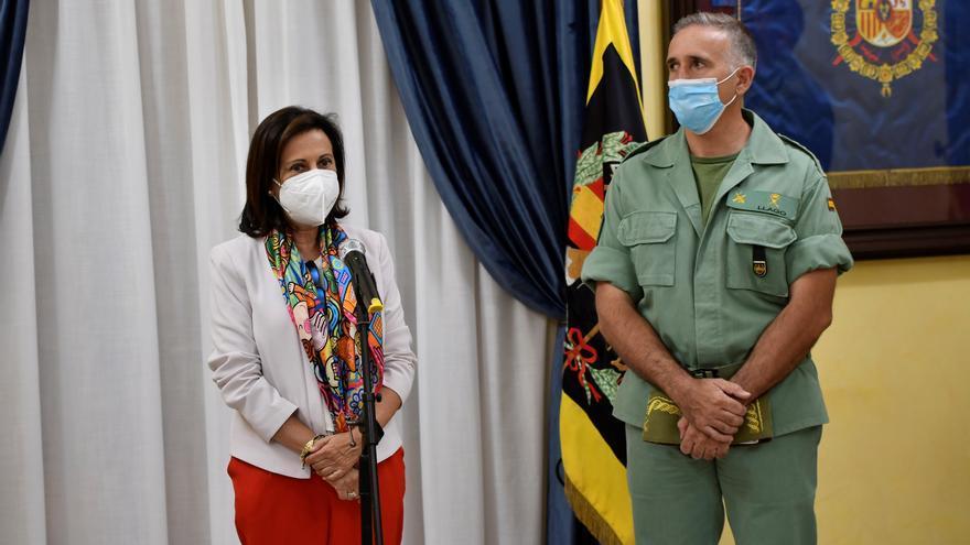 Robles dice que las Fuerzas Armadas pueden iniciar en 24 horas una segunda fase de la Balmis