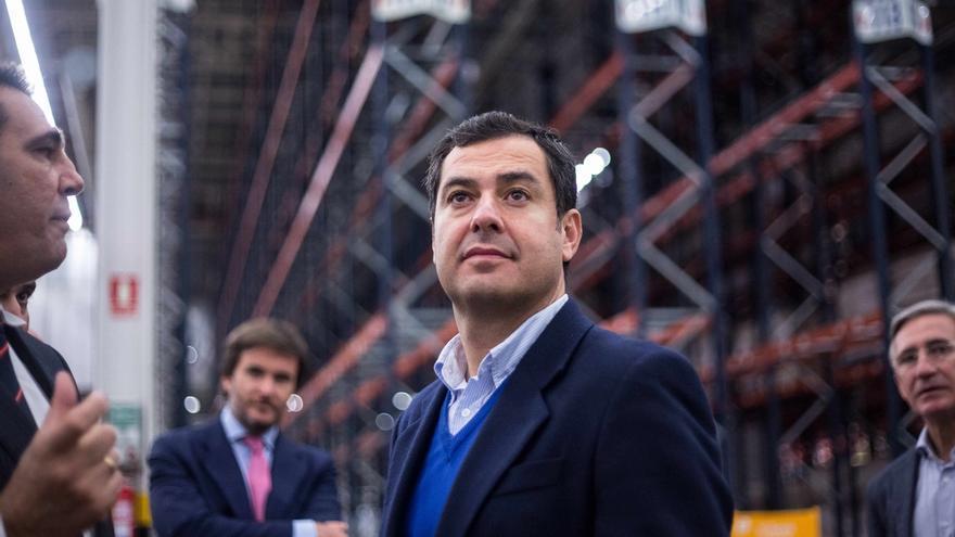 """Moreno asegura que el PP andaluz está ahora """"en condiciones de ganar"""" las elecciones andaluzas al PSOE"""