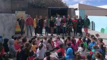 Continúa la campaña de prevención de incendios forestales en los centros escolares de la La Palma