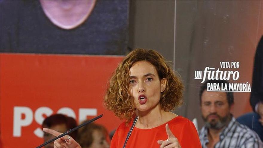 """Batet admite que el PSOE """"tiene un problema en las grandes ciudades"""""""