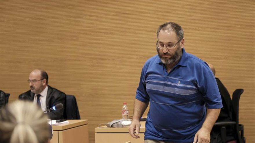 Última jornada del juicio a Juan Antonio Navarro Armas, autor confeso del incendio de Gran Canaria en 2007