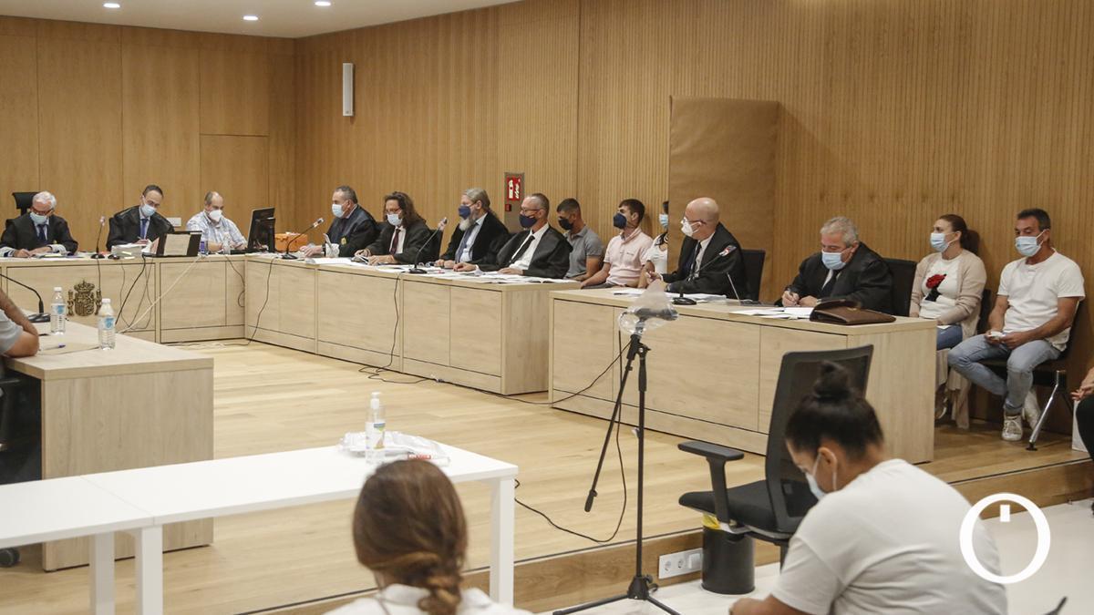 Vista pública del juicio por la reyerta mortal de Las Moreras