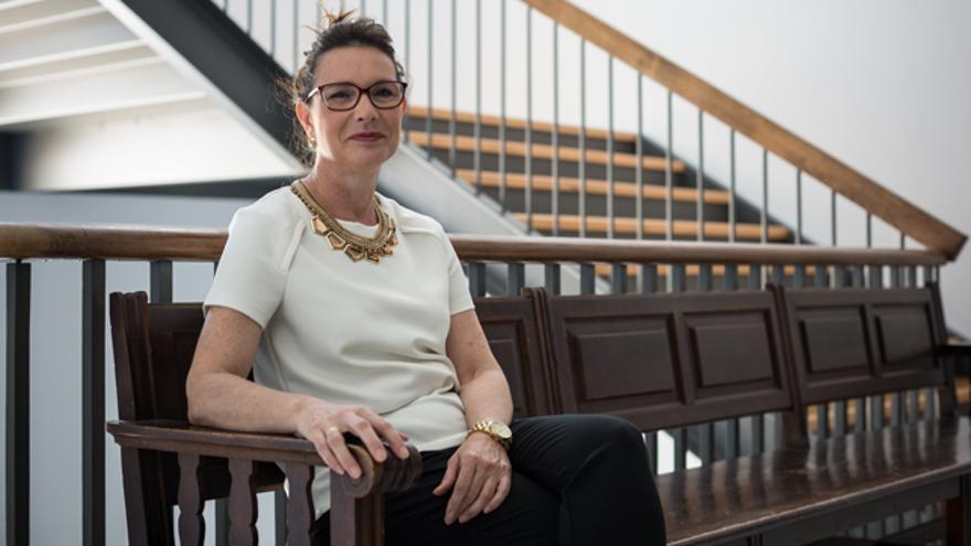 Carmen Tirado, profesora titular de Derecho Internacional en la Universidad de Zaragoza.