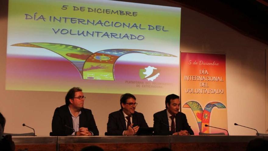 Premios Extremeños del Voluntariado Social 2016 / Junta