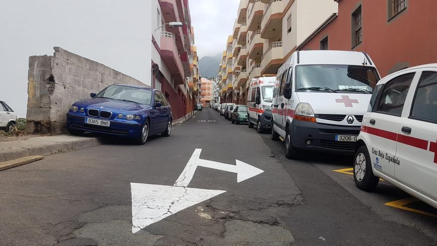 Calle Cruz Roja.