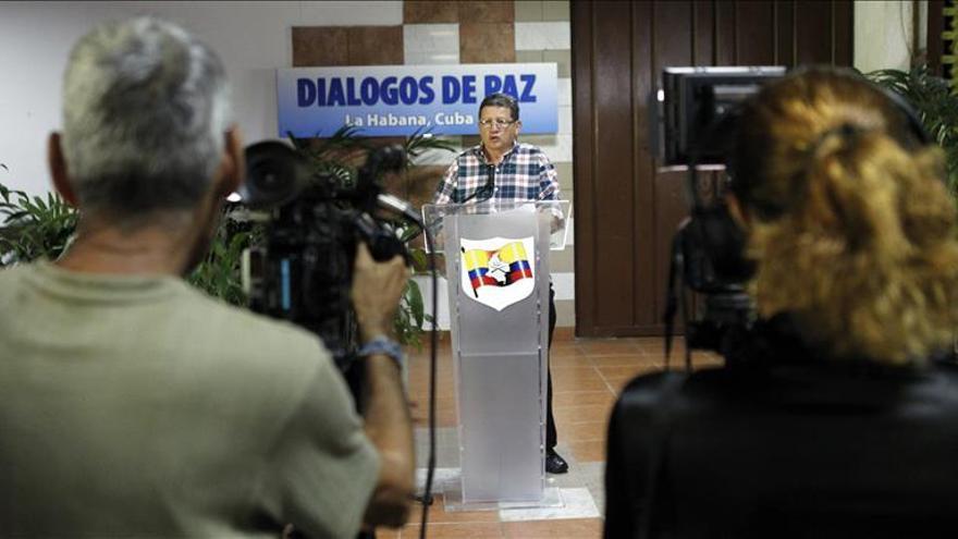 Las FARC mantienen su apuesta en el proceso de paz y piden tregua bilateral