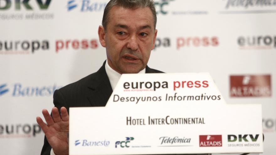 """Rivero exige reformar el modelo de financiación y critica la """"poca sensibilidad del Gobierno"""" con Canarias"""
