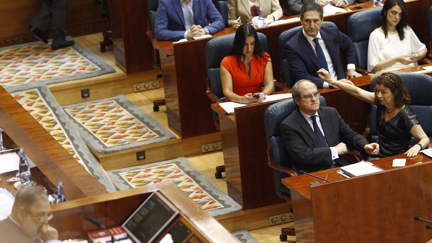 Constituido el Grupo Socialista en la Asamblea de Madrid con Gabilondo como portavoz