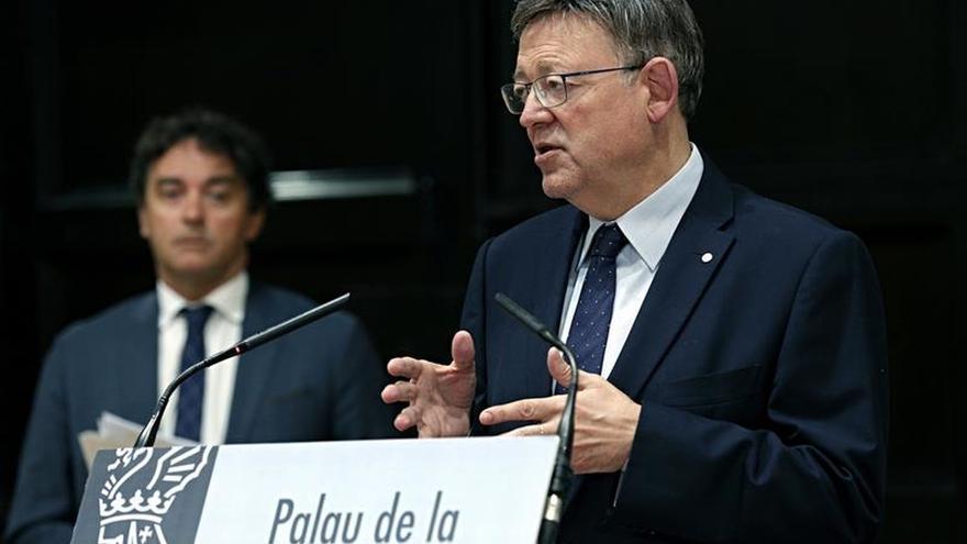 Puig: Rajoy no puede situar en el campo del PSOE la gobernanza de España