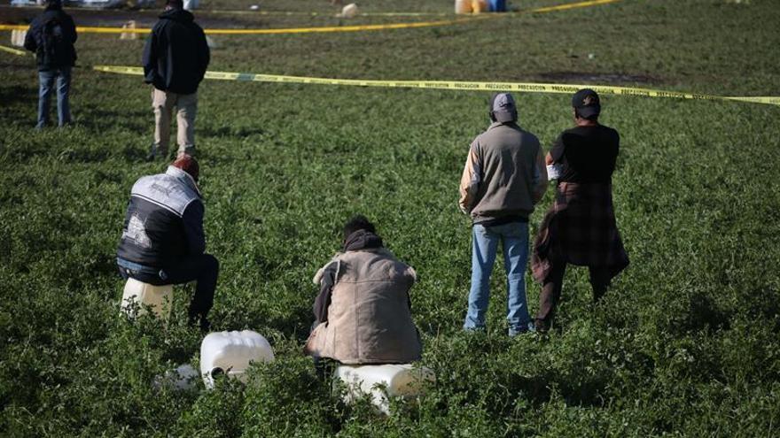 Resultado de imagen para Asciende a 109 la cifra de muertos por explosión en México