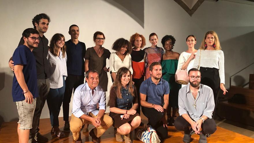Andrés Guerrero se proclama ganador del CreaMurcia en Diseño Gráfico y Salvador Corbalán y Biruta en Moda