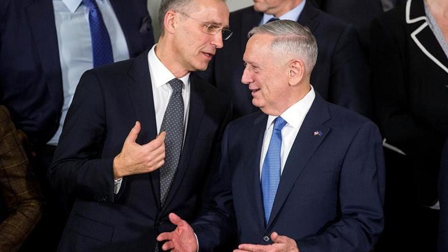 La OTAN responsabiliza a Al Asad del bombardeo estadounidense en Siria