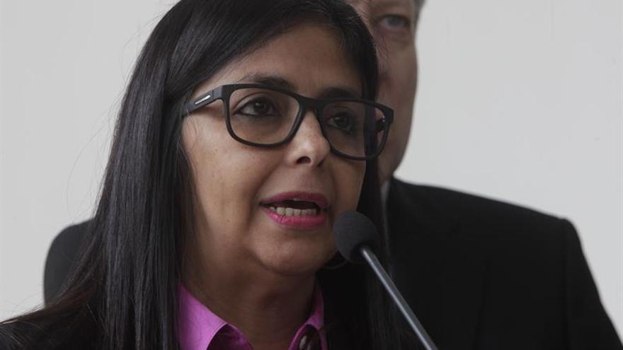 Canciller venezolana asistirá a reunión de Mercosur en Argentina el miércoles