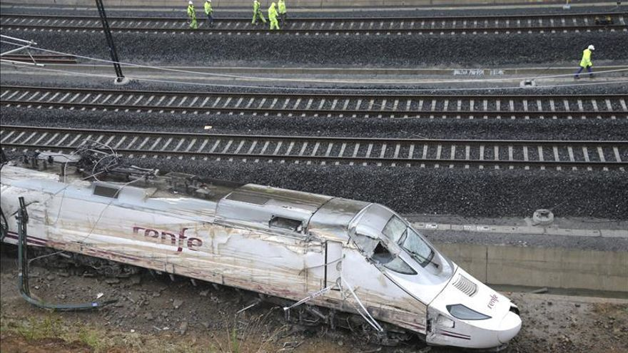 Un documental sugiere que el maquinista no fue culpable único del accidente