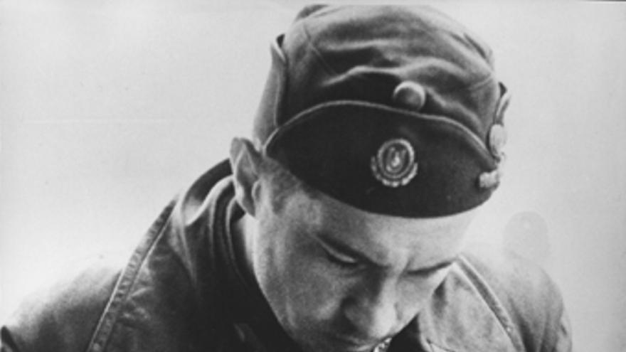 El criminal de guerra croata Vjekoslav Luburic