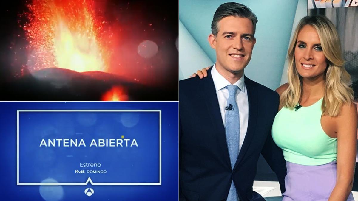 Antena abierta, el nuevo programa informativo de Antena 3