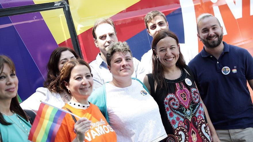 Diputados de Ciudadanos en Barcelona