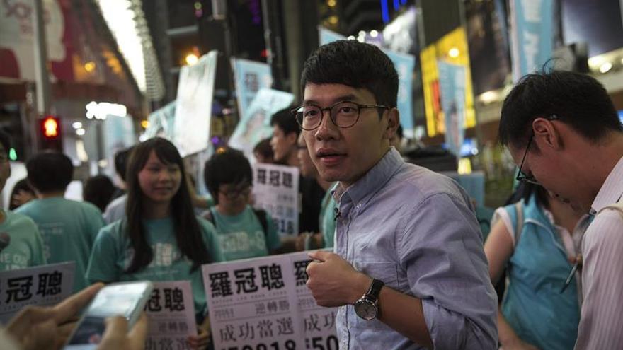 Hong Kong eleva su apuesta contra el régimen chino