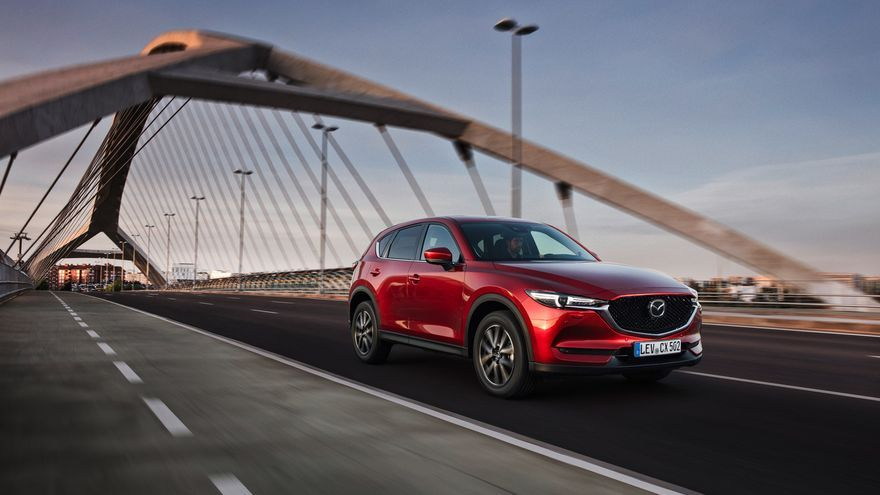 Mazda aplica la filosofía Jinba Ittai al nuevo CX-5