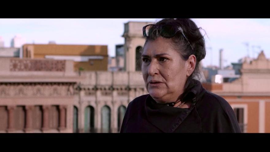 Maite Mendivil, entrevistada en 'Salvados' por su posible desahucio