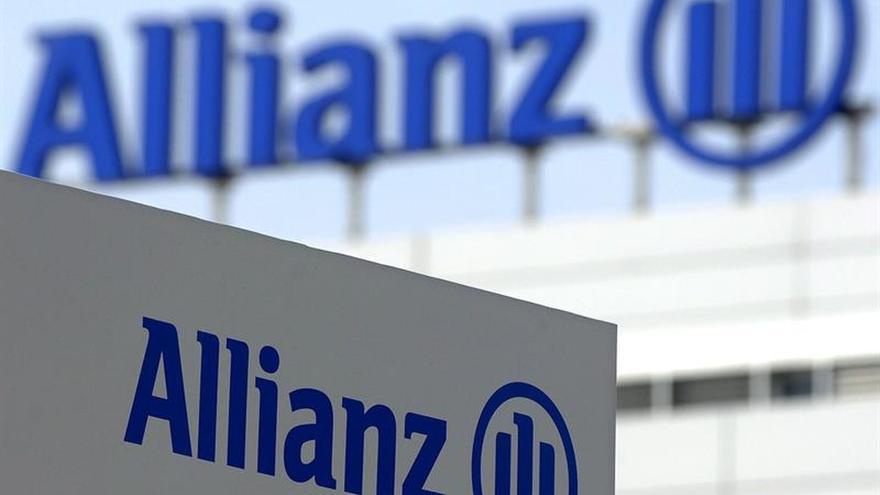 Allianz ganó 5.100 millones de euros hasta septiembre, un 1,1 por ciento menos