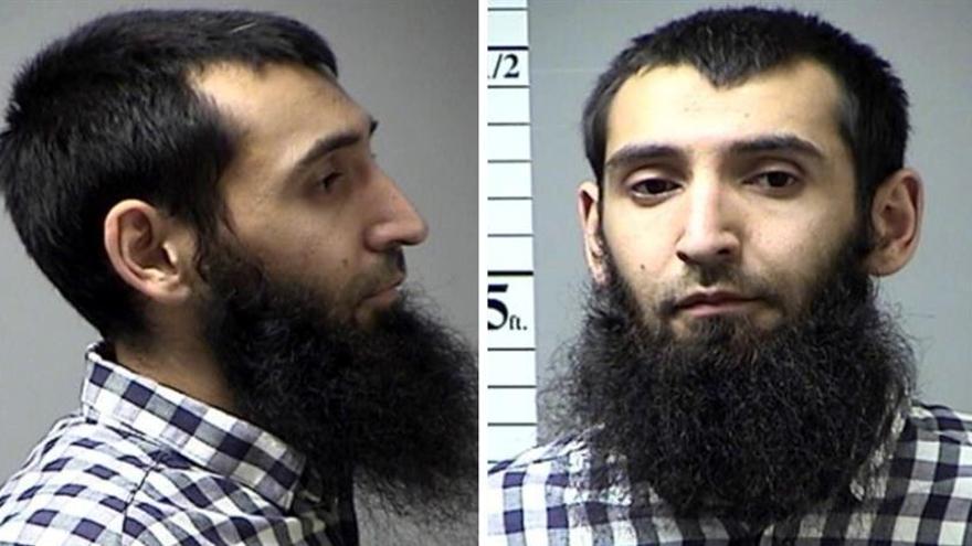 El autor del atentado de Nueva York preparó con el Estado Islámico durante semanas el ataque
