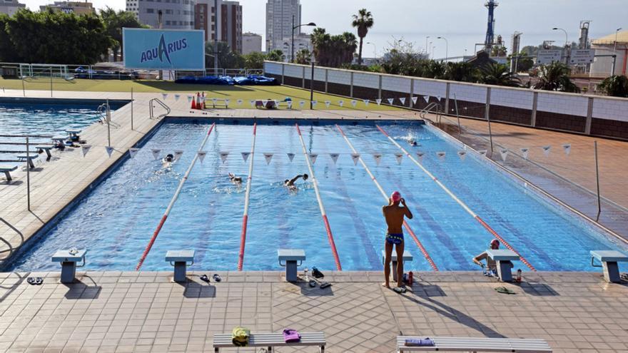 La reforma de la piscina municipal Acidalio Lorenzo se acometerá en febrero