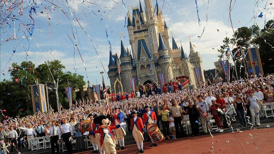 """Disney apuesta por la heladora película """"Frozen"""" para estas Navidades"""