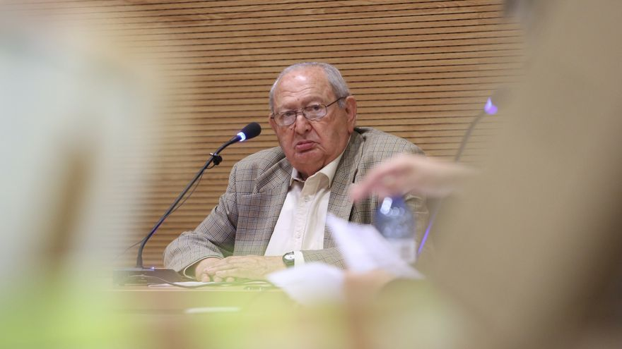 Wilebaldo Luis Yanes. (ALEJANDRO RAMOS)