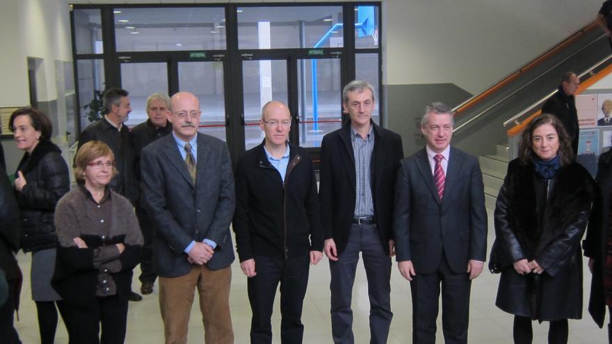 """Urkullu advierte de que la LOMCE tendrá """"enfrente"""" al Gobierno vasco y apuesta por un modelo educativo de consenso"""