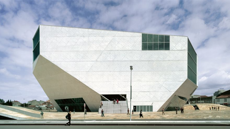 Nuevos paisajes del siglo xxi - Casa de la musica oporto ...