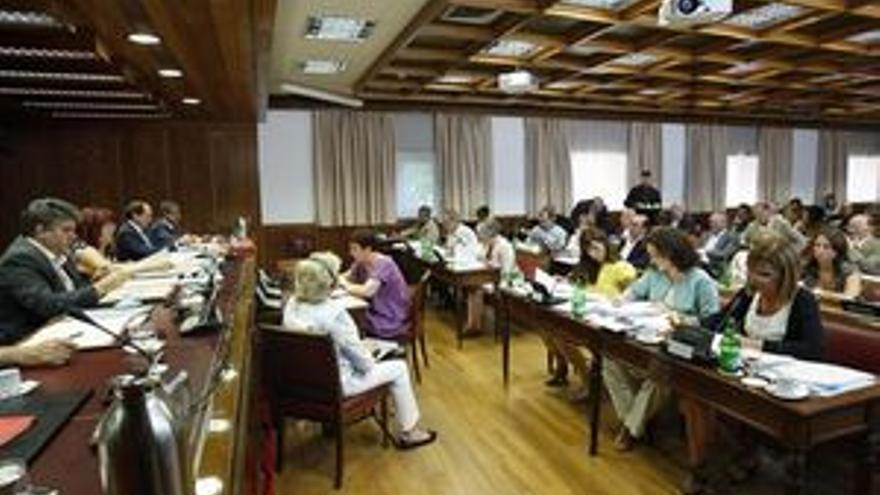 Comisión de Trabajo e Inmigración del Senado. (EP)