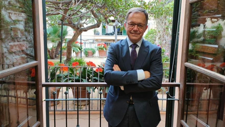 Josep Marí, conseller de Vivienda y Movilidad de Islas Baleares.