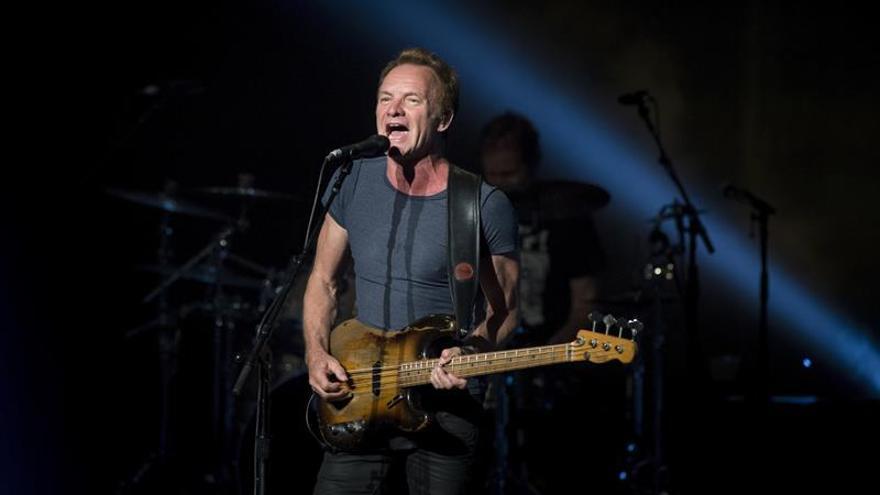 "Sting: Un ""Englishman in Gredos"""