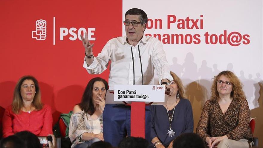 López: Los votos no serán igual que los avales porque ha habido coacciones