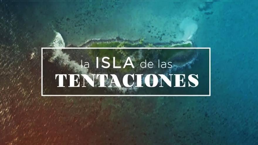 Logotipo de 'La isla de las tentaciones'