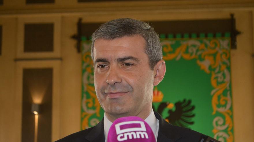 El secretario provincial del PSOE de Toledo, Álvaro Gutiérrez