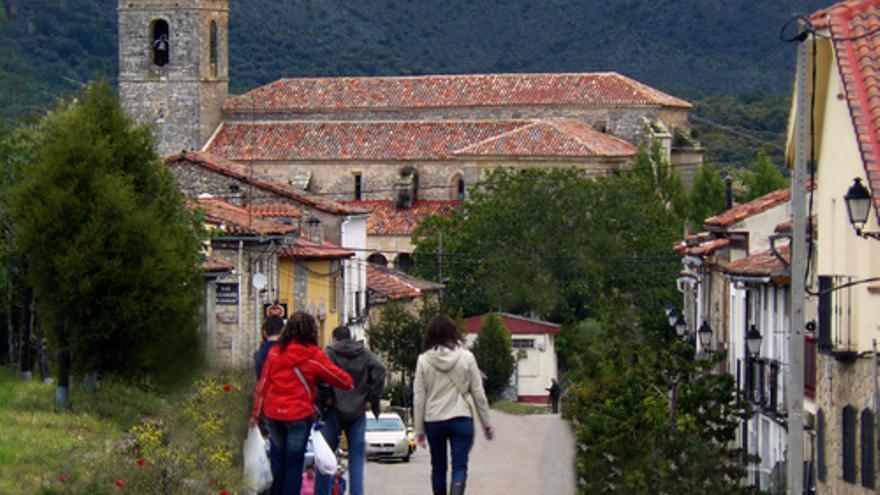 La población es escasa en la Sierra Norte de Guadalajara
