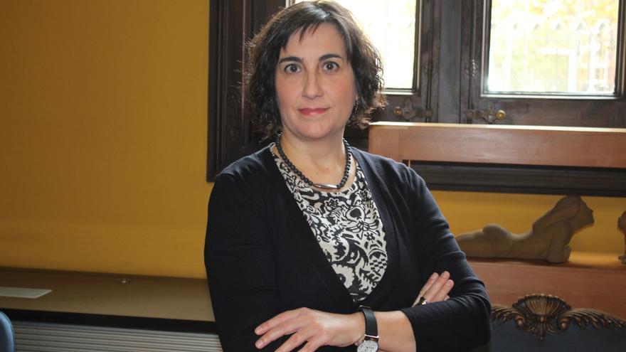 Ángela Cenarro.